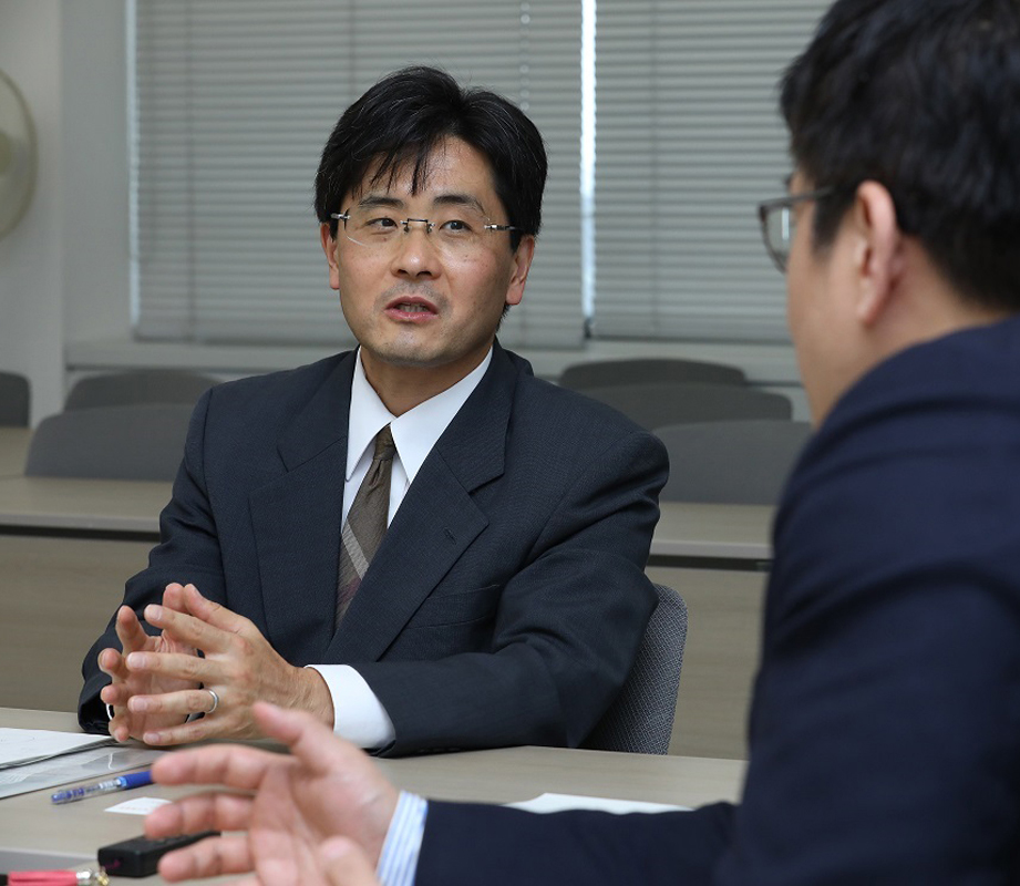 Director of the Financial Affairs Division of MEXT's Elementary and Secondary Education Bureau Tetsuo Goda